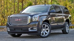 GMC yukon denali high quality wallpaper