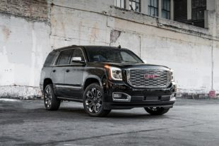 GMC yukon denali widescreen