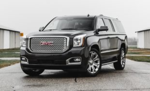 GMC yukon denali wallpaper