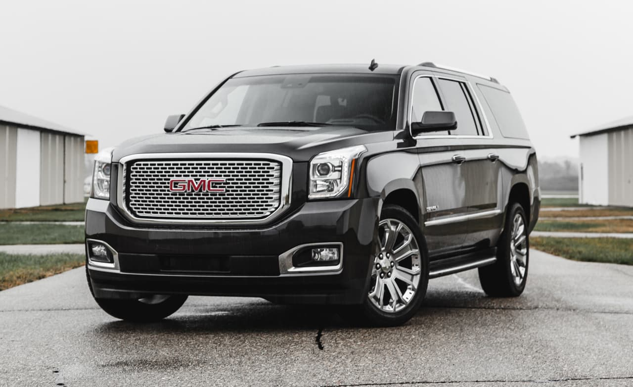 22 gmc yukon denali 2018 hd wallpapers. Black Bedroom Furniture Sets. Home Design Ideas