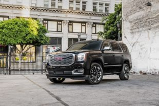 GMC yukon denali and best wheels