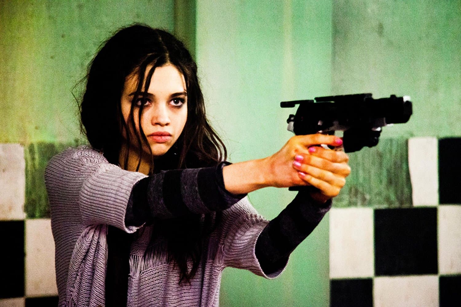 India Eisley as Sawa
