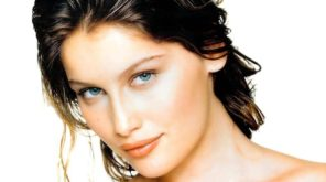cute Laetitia Casta