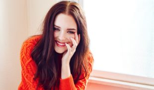happy Madison Davenport