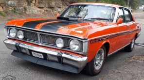 Ford Falcon GT XY