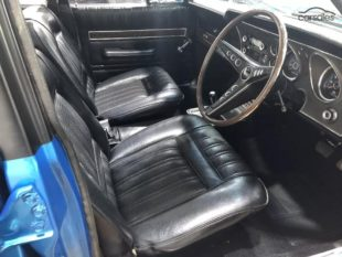1970 Ford Falcon GT XY interior