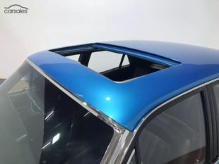 1970 Ford Falcon GT XY sunroof