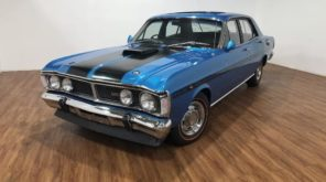 1970 Ford Falcon GT XY