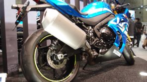 2018 Suzuki GSX R1000R rear wheel