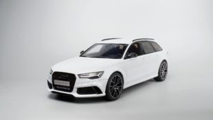 Audi RS 6 Avant Performance wallpaper