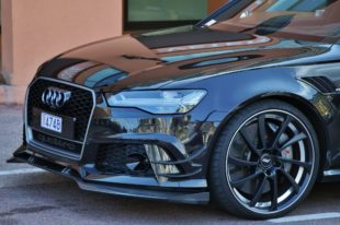 amazing Audi RS 6 Avant Performance