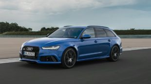 Audi RS 6 Avant Performance HD wallpaper