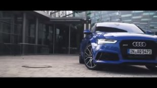 Audi RS 6 Avant Performance for desktop