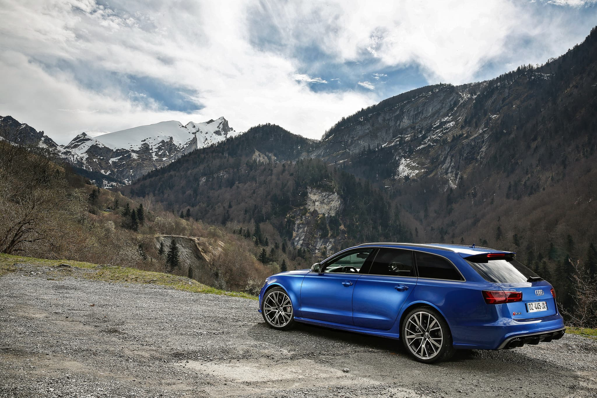 Audi RS 6 Avant Performance in high resolution