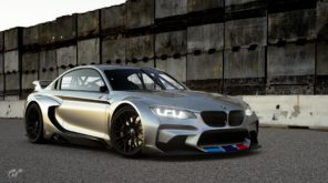 new BMW Vision GT Widebody
