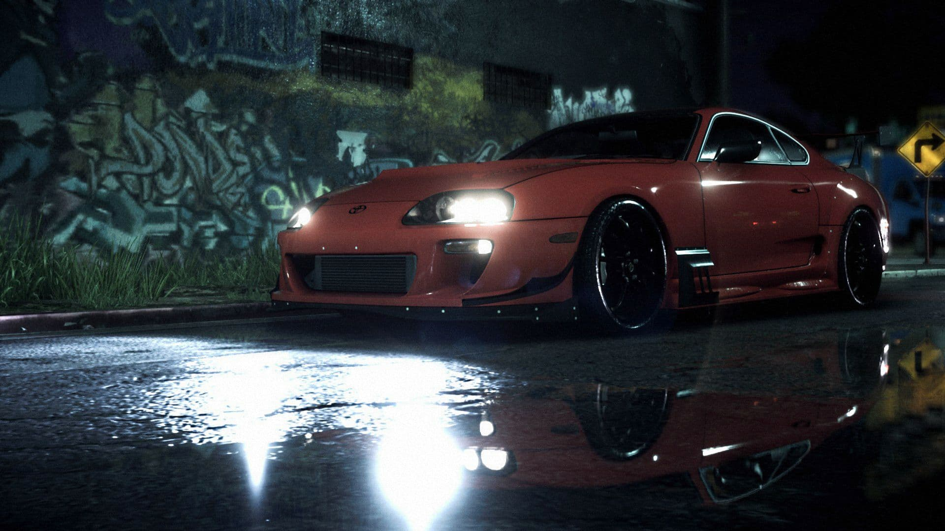 Toyota Supra jza80 from Need for speed