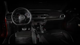 interior Audi RS 6 Avant Performance
