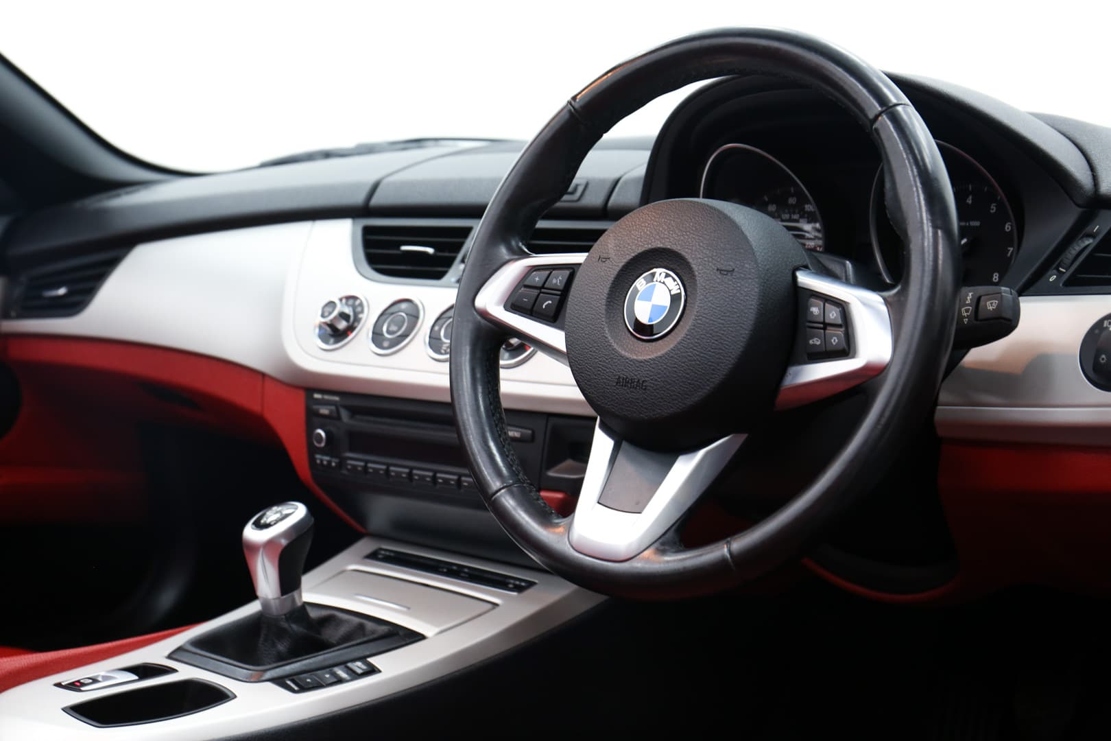 steering wheel BMW Z4