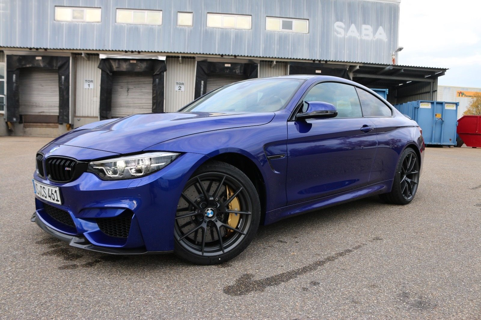009 BMW M4 coupe