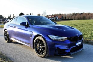 011 BMW M4 coupe