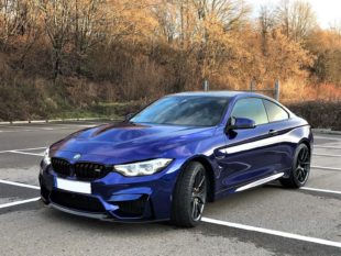 012 BMW M4 coupe