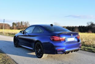 014 BMW M4 coupe