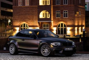 BMW 1M Coupe in HD