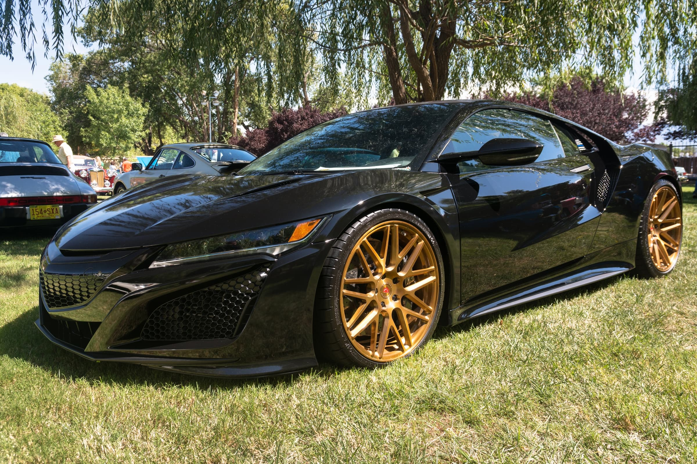 All Wallpapers Acura Nsx 2017 For Desktop
