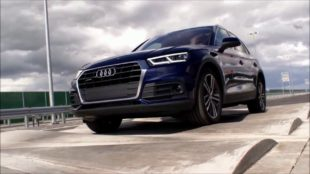 2018 Audi Q7 HD wallpapers