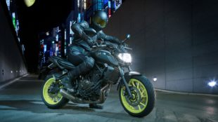 2018 Yamaha MT 07 wallpaper