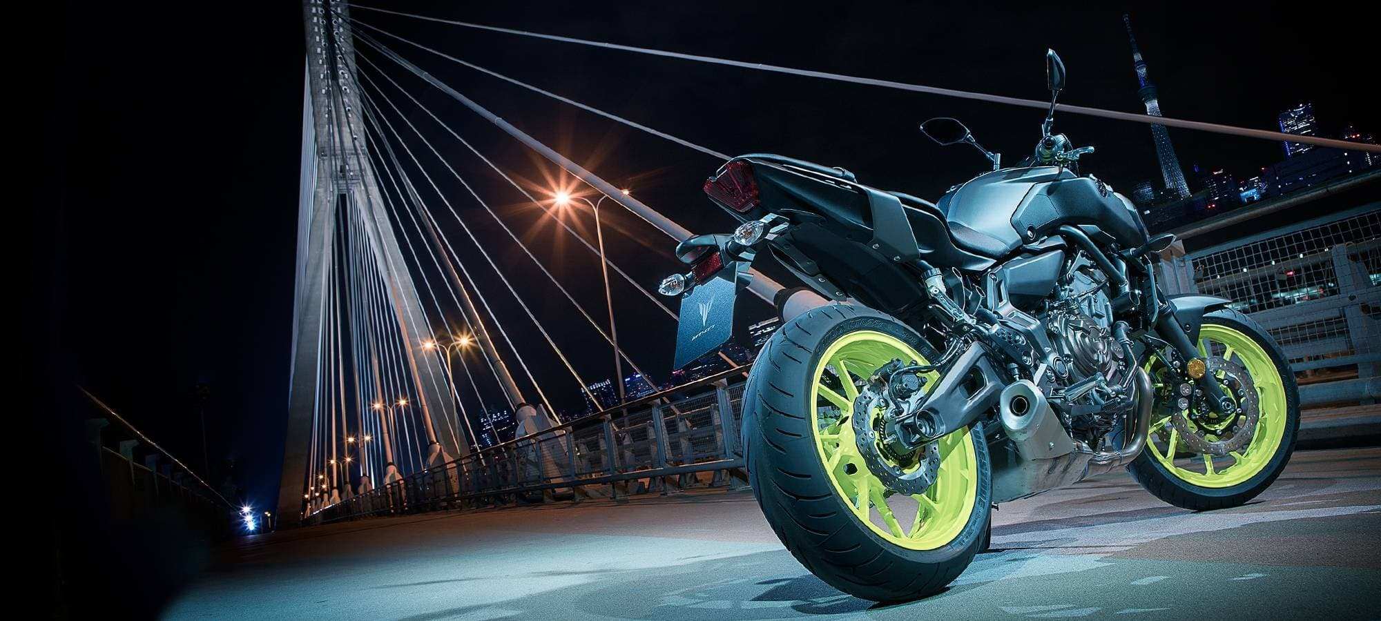 13+ Yamaha MT-07 (2018) wallpapers HD