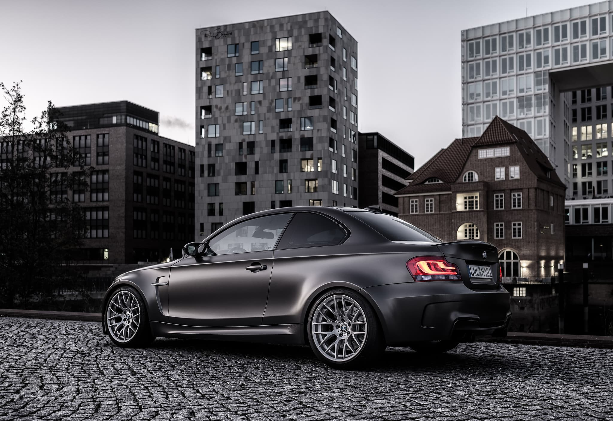 9 Bmw 1m Coupe Wallpapers Hd