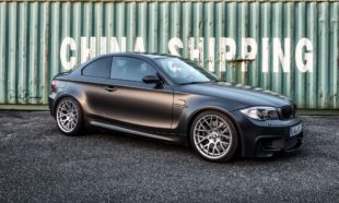 tuned BMW 1M Coupe