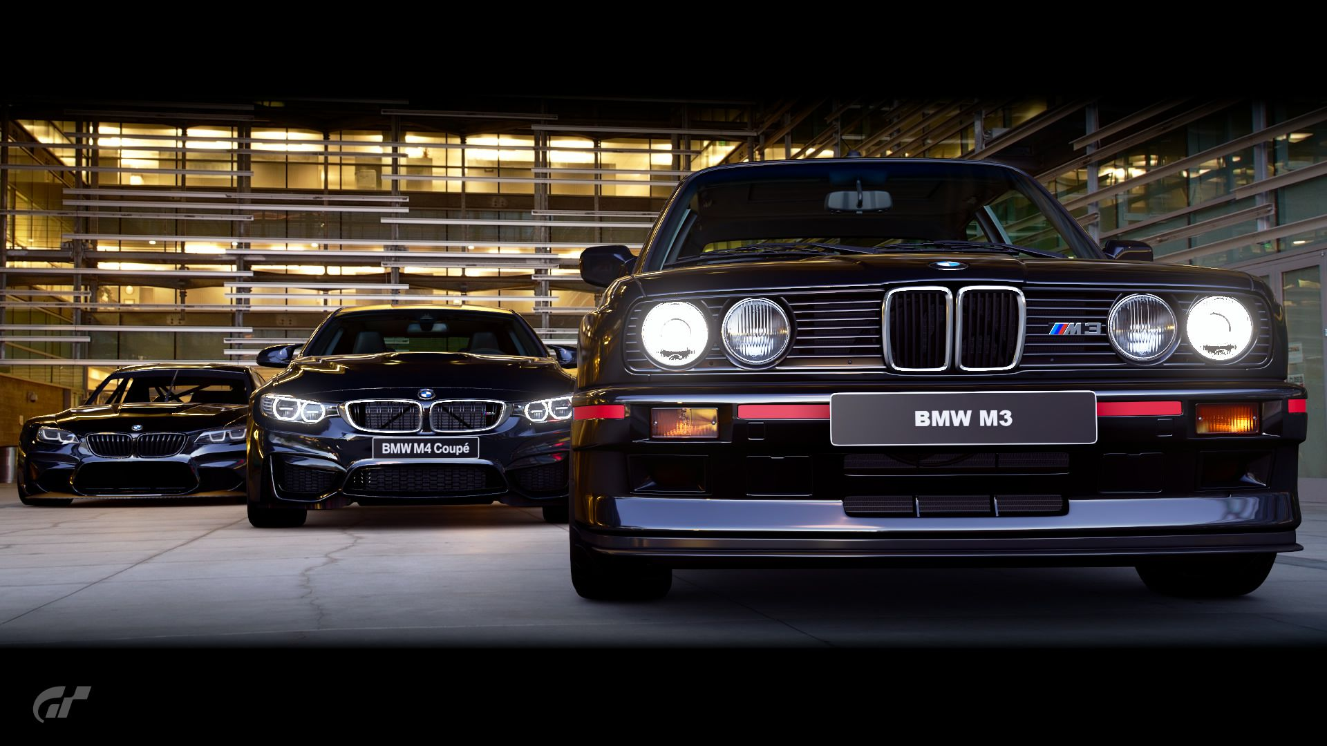 Evolution - BMW M3 e30 and BMW M$ coupe