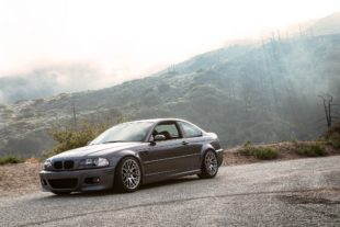 BMW E46 M3 widescreen