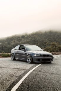 BMW E46 M3 HD wallpaper