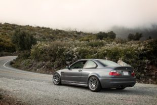 BMW E46 M3 side view