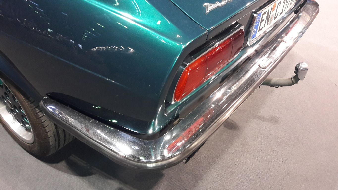 1971 Audi 100 Coupe S backlights