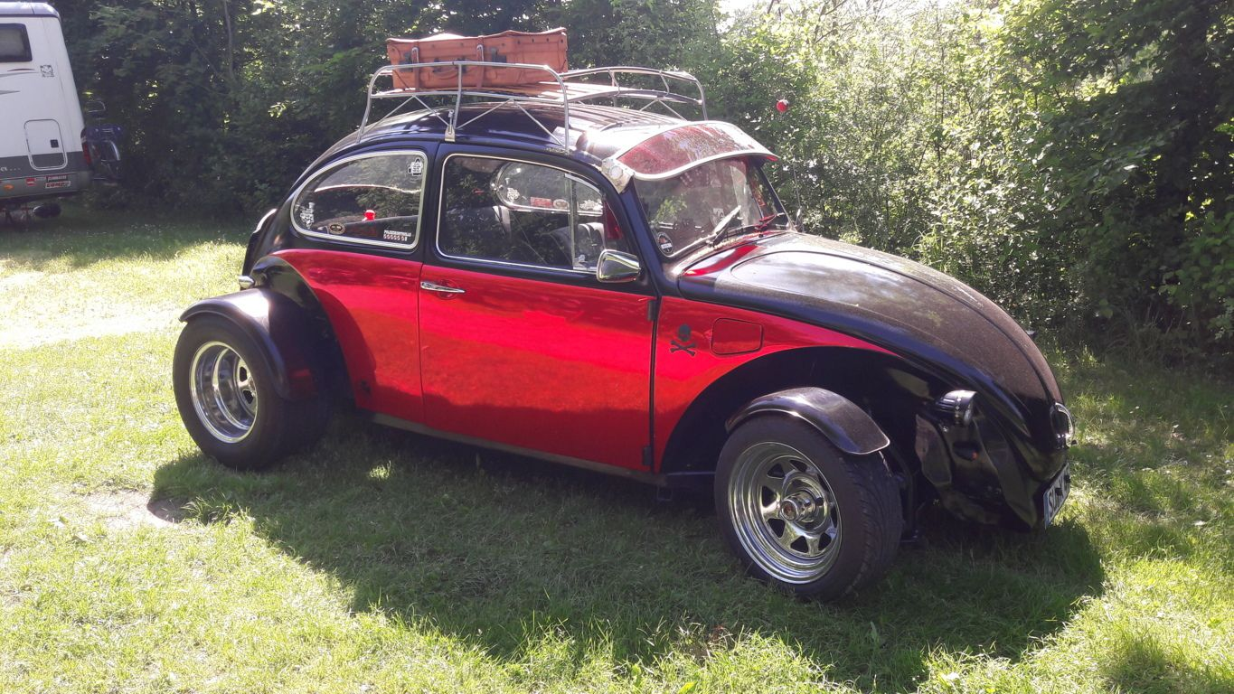 1989 Volkswagen Beetle 1300 Hot Rod