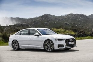 2019 Audi A6 for desktop