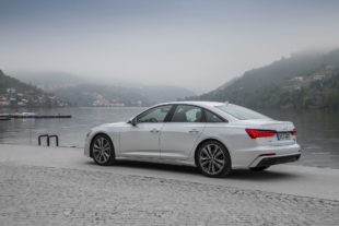 2019 Audi A6 offroad