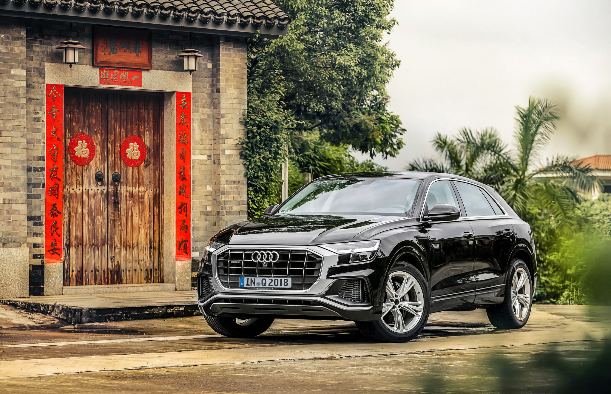 14 Images About Audi Q8 2019 In Hd On Wallpapersqq