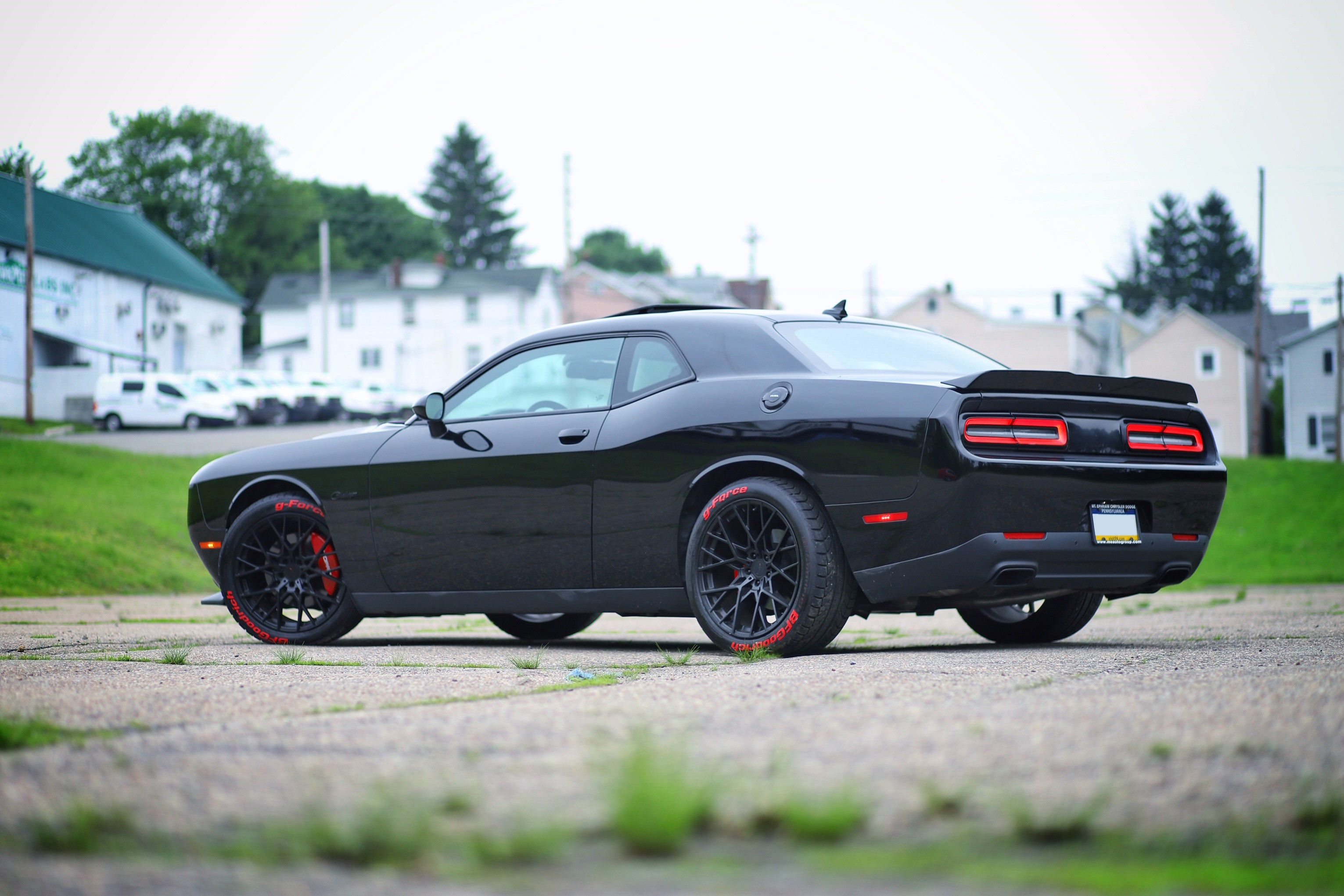 Dodge Charger 2019 >> Tuned Dodge Challenger
