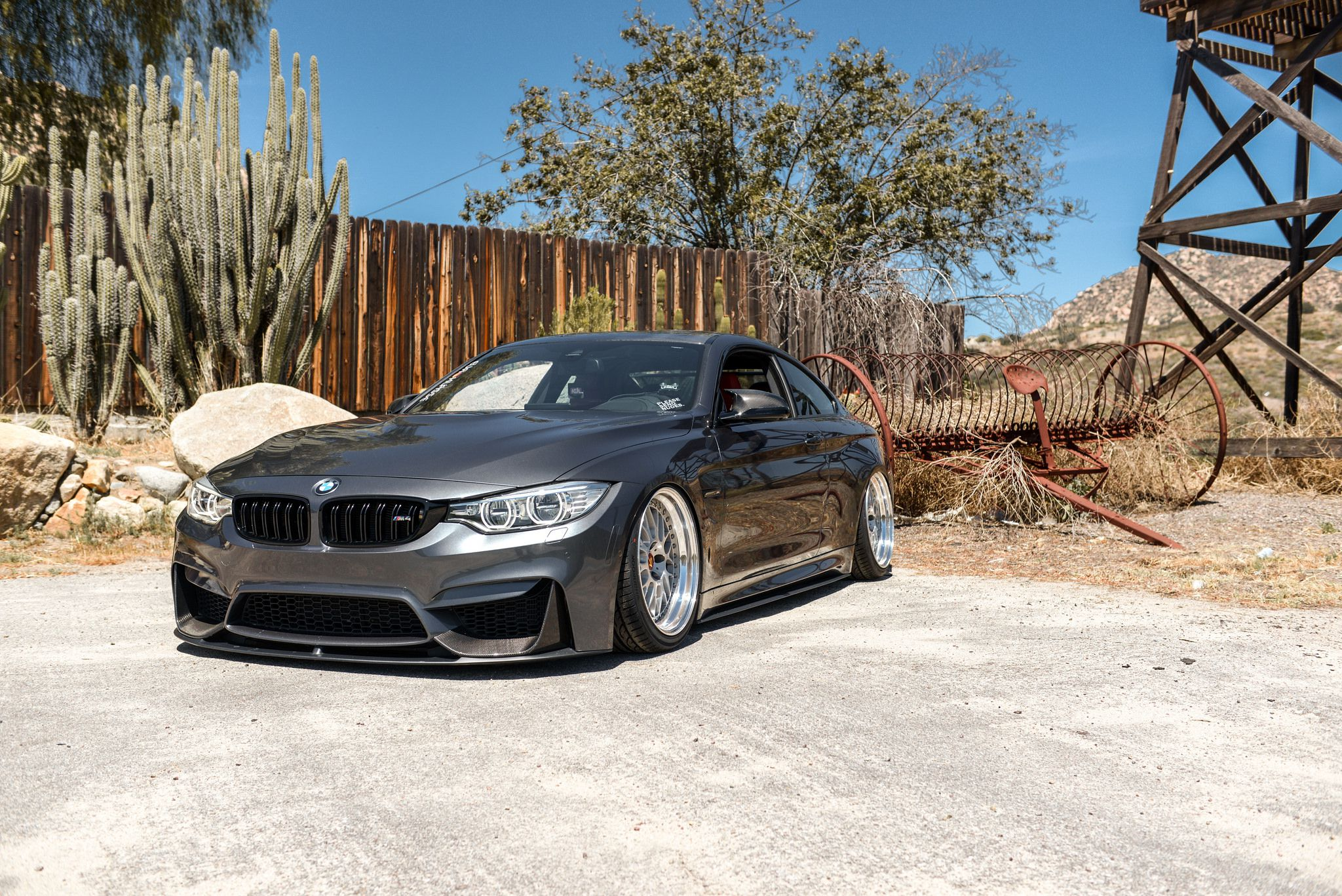 Sport coupe BMW M4 F82
