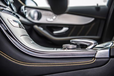 002 interior of Mercedes Benz AMG 2018 GLC63