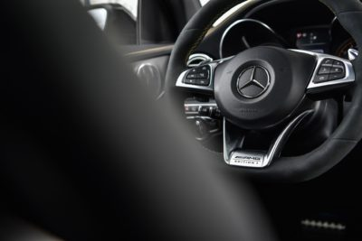 006 interior of Mercedes Benz AMG 2018 GLC63
