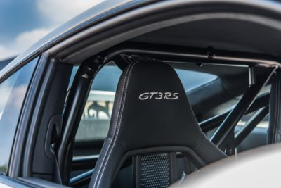 007 part of the Porsche RS GT3 2018