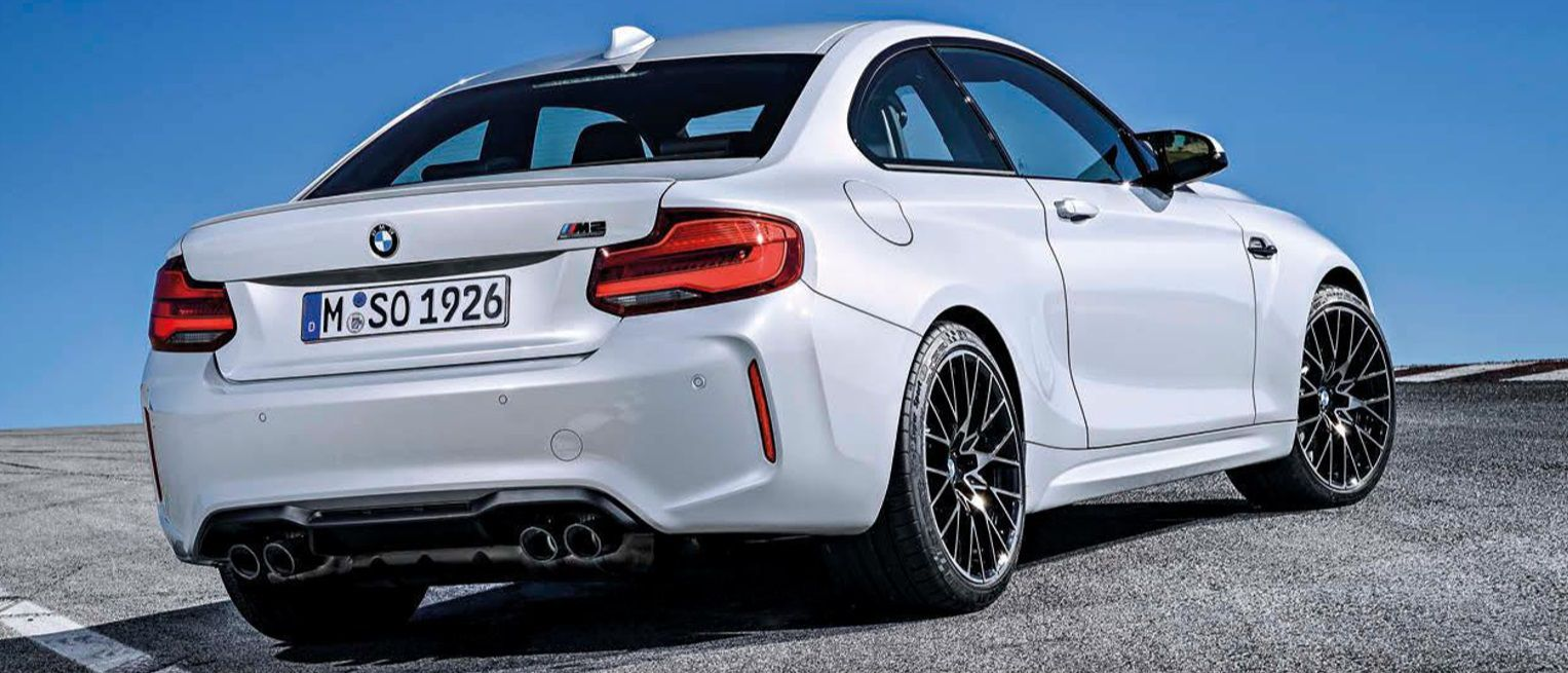 2018 BMW M2 Competition 02