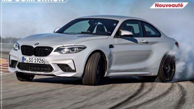 "2018 BMW M2 ""Competition"" N55"