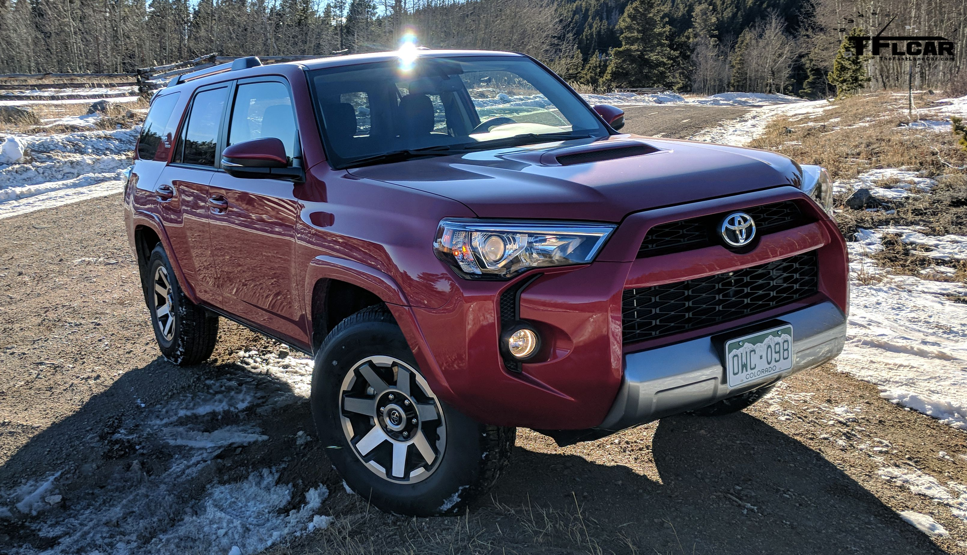 2018 dark grey Toyota 4Runner 004